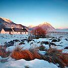 Red Rock Cottage by Jeanie
