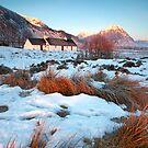 Red Rock Cottage II by Jeanie