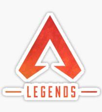 Apex Legends T-Shirt Merch Icon Red Sticker