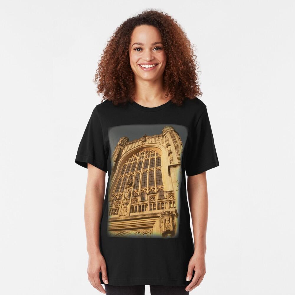 Bath Abbey, Bath, UK Slim Fit T-Shirt