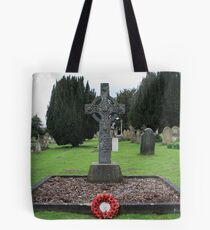 First Victoria Cross Tote Bag