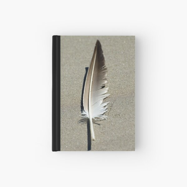 Feather Hardcover Journal