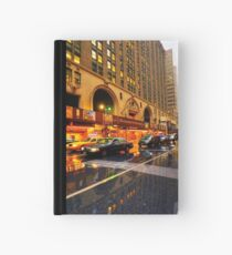 Busy Rainy Day Hardcover Journal