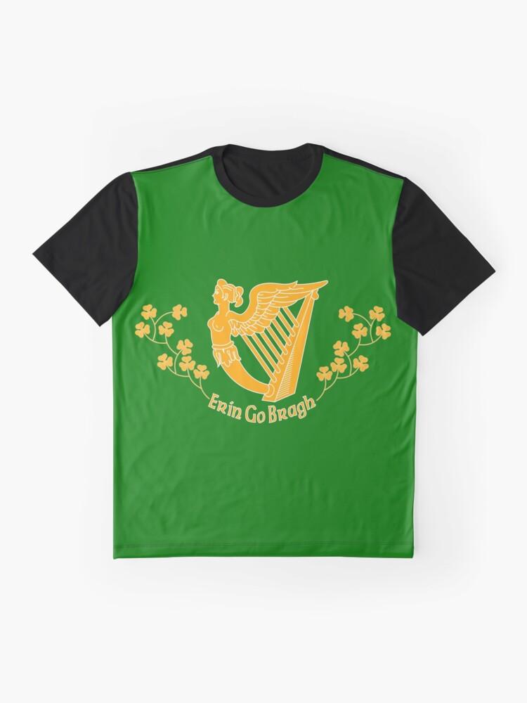 Alternate view of Erin Go Bragh Graphic T-Shirt
