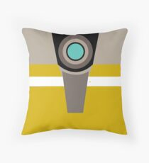 Minion! - Claptrap Borderlands  Throw Pillow