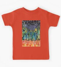Blast off - Kerry Beazley Kids Tee