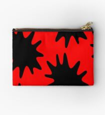 Ink Spatter by Chillee Wilson Studio Pouch