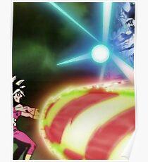 Goku gegen Kelfa Poster