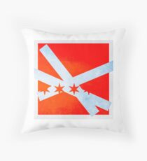 My Chicago Throw Pillow