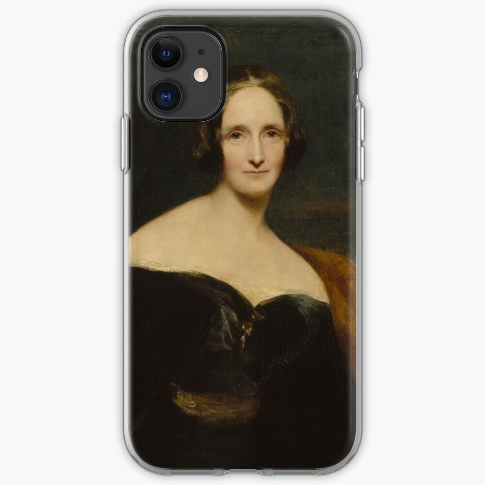 Mary Shelley iPhone Case & Cover