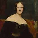 Mary Shelley by Dalton Rowe