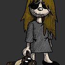 Creepy Girl  by Wislander