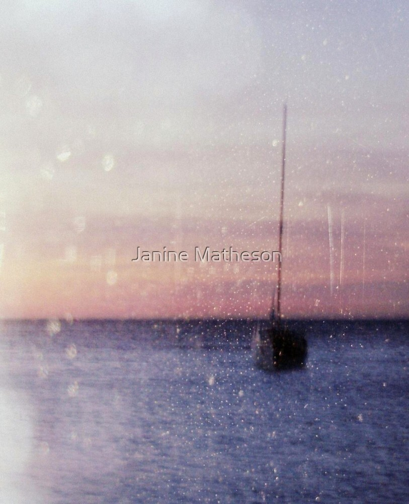 the silent sea by Janine Matheson