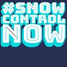 Snow Control Now by Commykaze