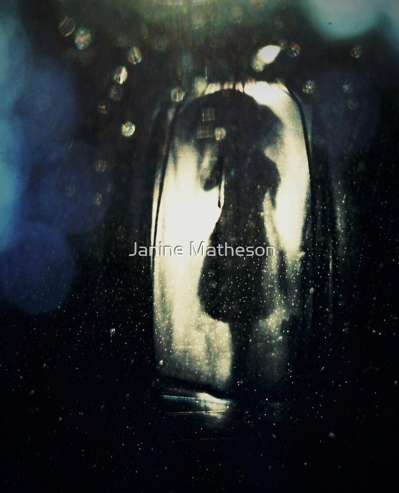 the rain inside by Janine Matheson