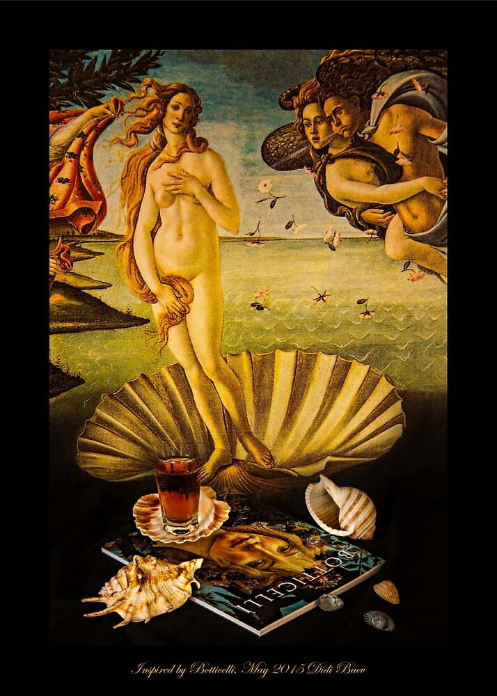 Inspired by Botticelli by didibaev