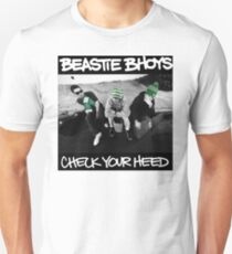 Beastie Bhoys - Check Your Heed T-Shirt