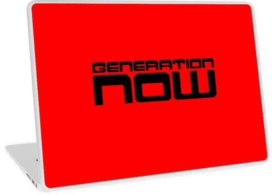 Generation Now by Chillee Wilson by ChilleeWilson