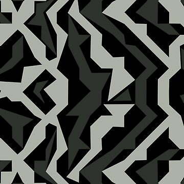 Urban Camouflage - Night Unbalanced by GR8DZINE