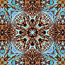 Shine with your own light - fractal pattern by Linandara