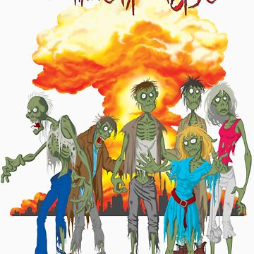 Zombie Apocalypse by greatgoblin