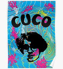 Cuco Art Poster