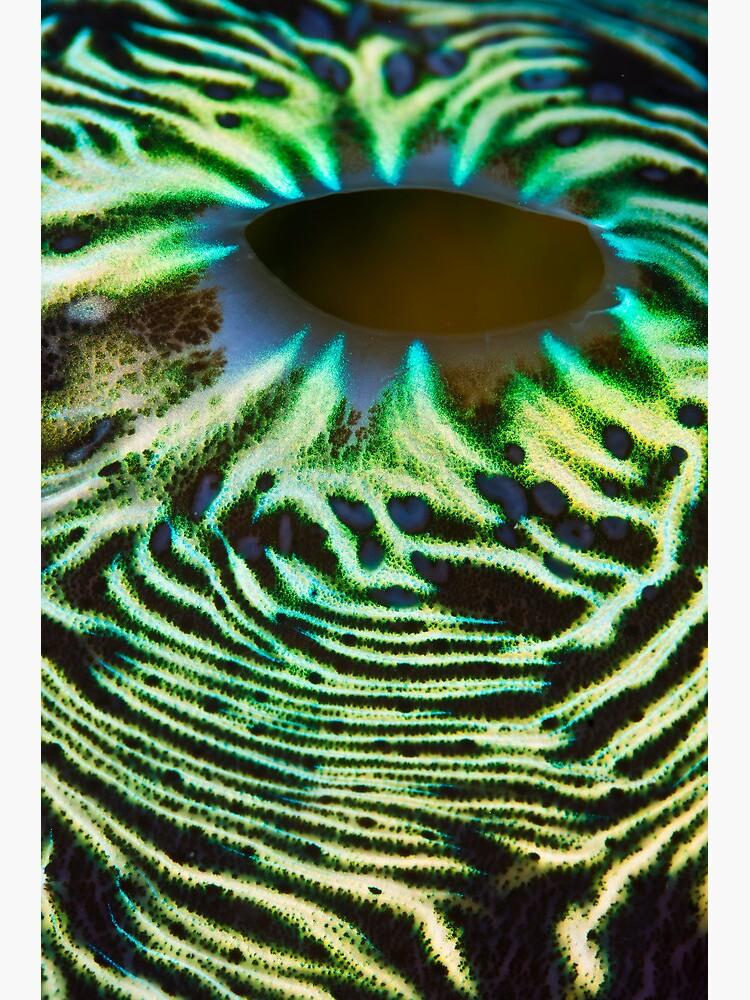 Green lava flow by DavidWachenfeld