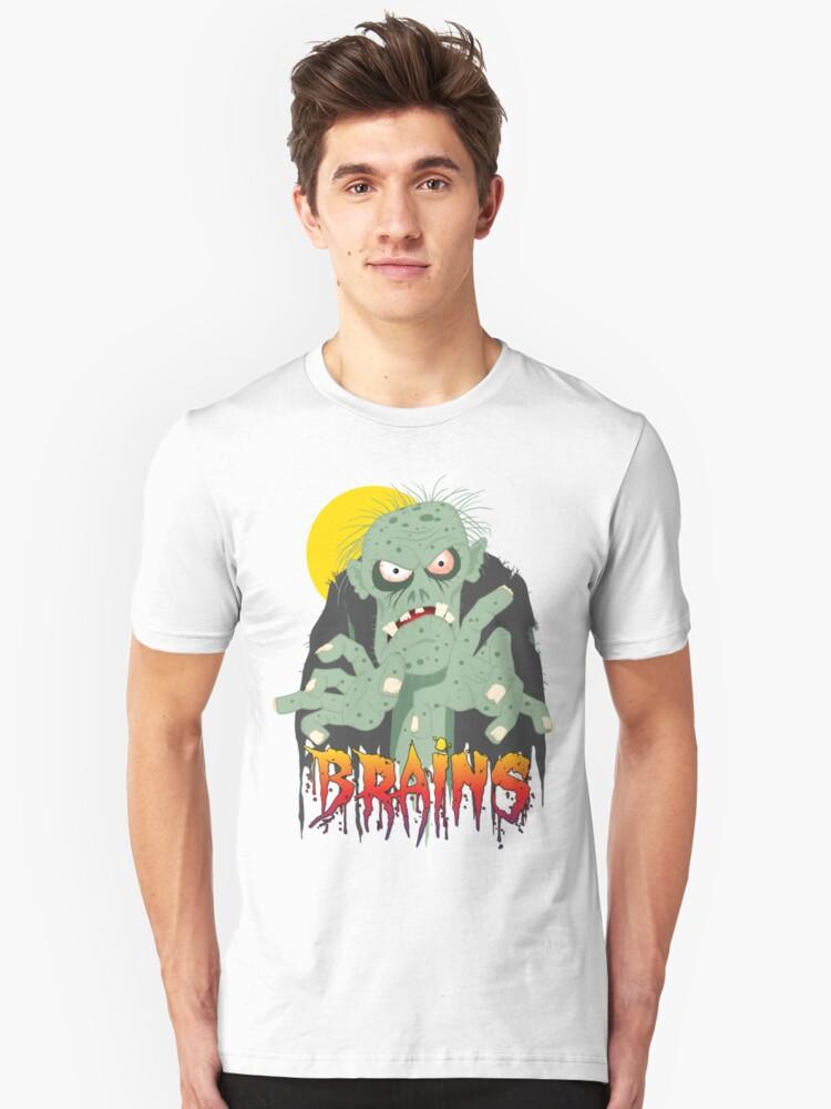 Zombie BRAINS by Danny Willis
