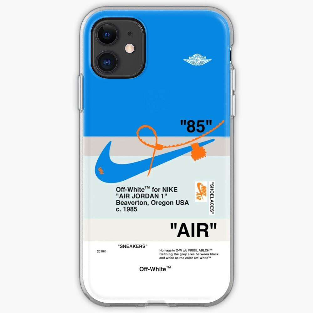 off white USA iPhone Case & Cover