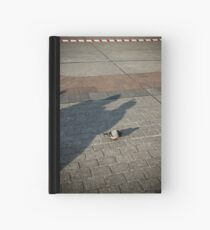Tourists and locals Hardcover Journal