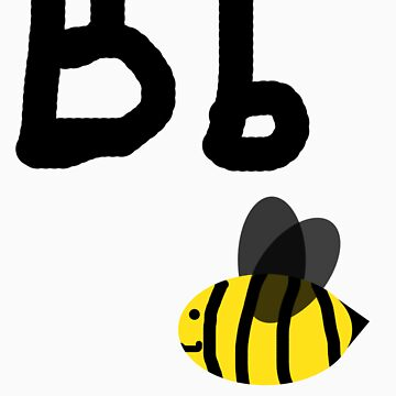 Bb for Bee by Whittles