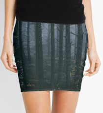Blind Ghosts Mini Skirt