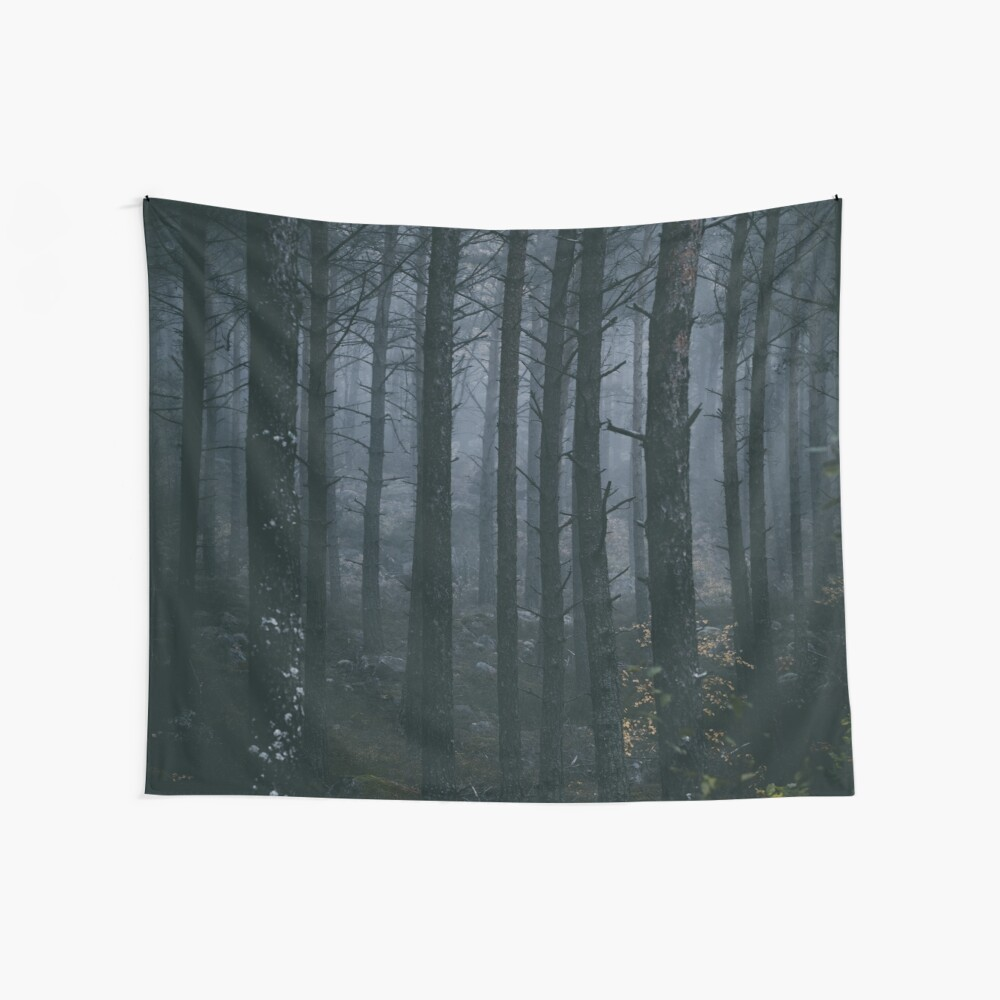 Blinde Geister Wandbehang