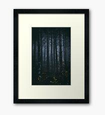 Blind Ghosts Framed Print
