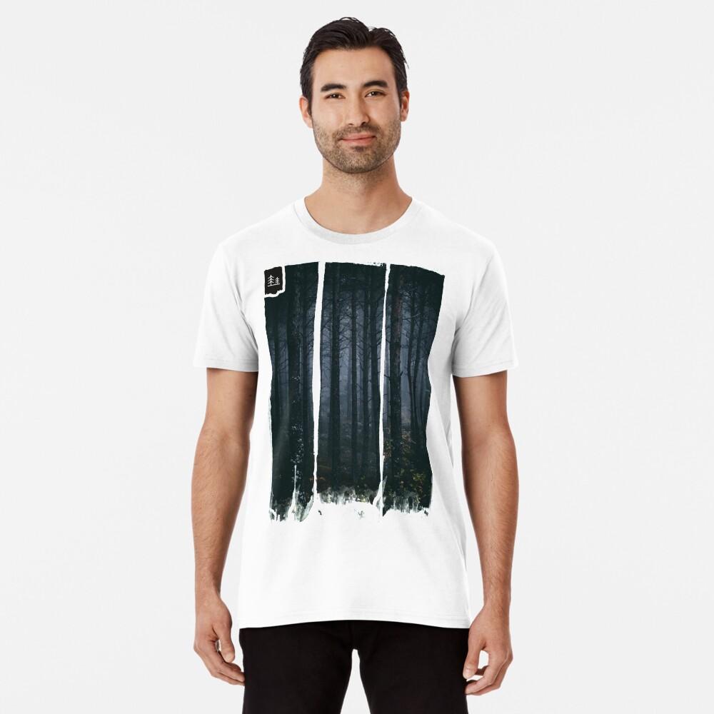 Blinde Geister Premium T-Shirt