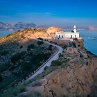Faro de l'Albir by Ralph Goldsmith