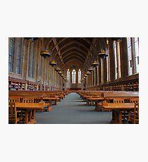 Suzzallo Library (University of Washington) Photographic Print