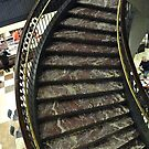 Washington DC - Union Station - Series - Staircase *featured    by Jack McCabe