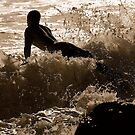 GLIDER SURFER  by Scott  d'Almeida