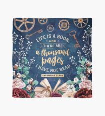 Life is a book Scarf