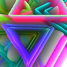 funky triangles by haroulita