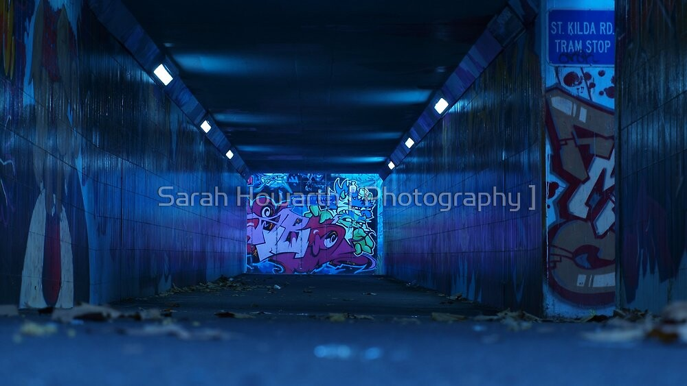The Underpass by Sarah Howarth [ Photography ]