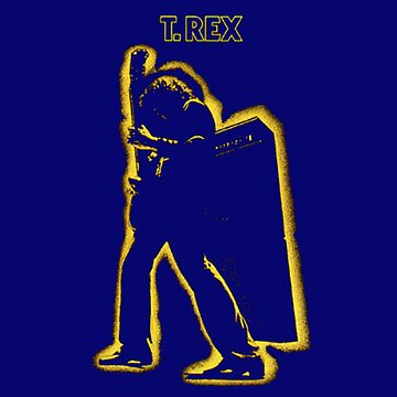 T. Rex: Electric Warrior. by Inmigrant