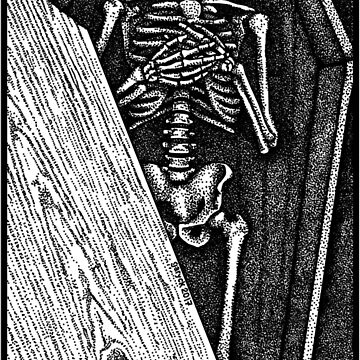 Death Tarot Card - Skeleton Magic by GrizzlyGaz