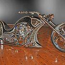 Cool Custom by resin8n