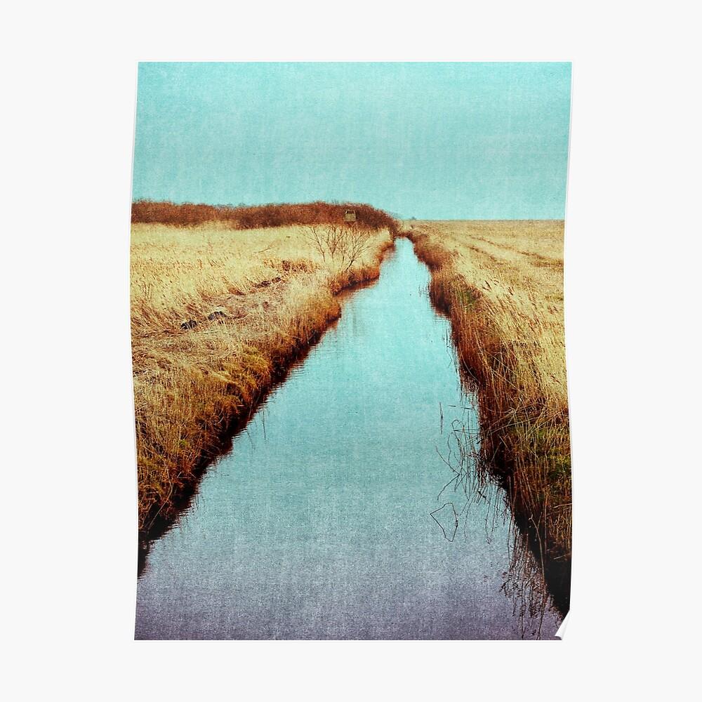 Through the Stream Poster