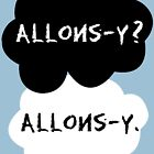 allons-y? allons-y. by ibx93