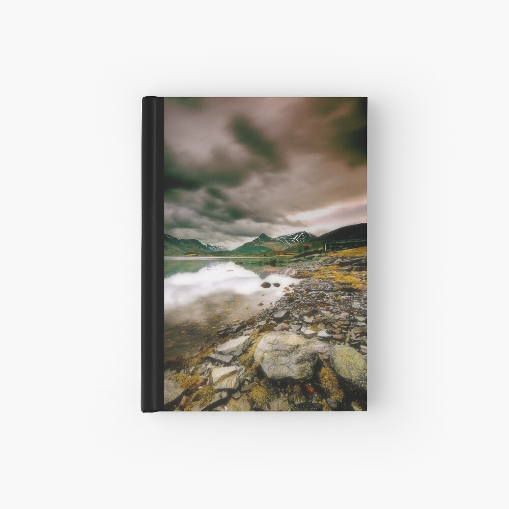 Changeable Hardcover Journal
