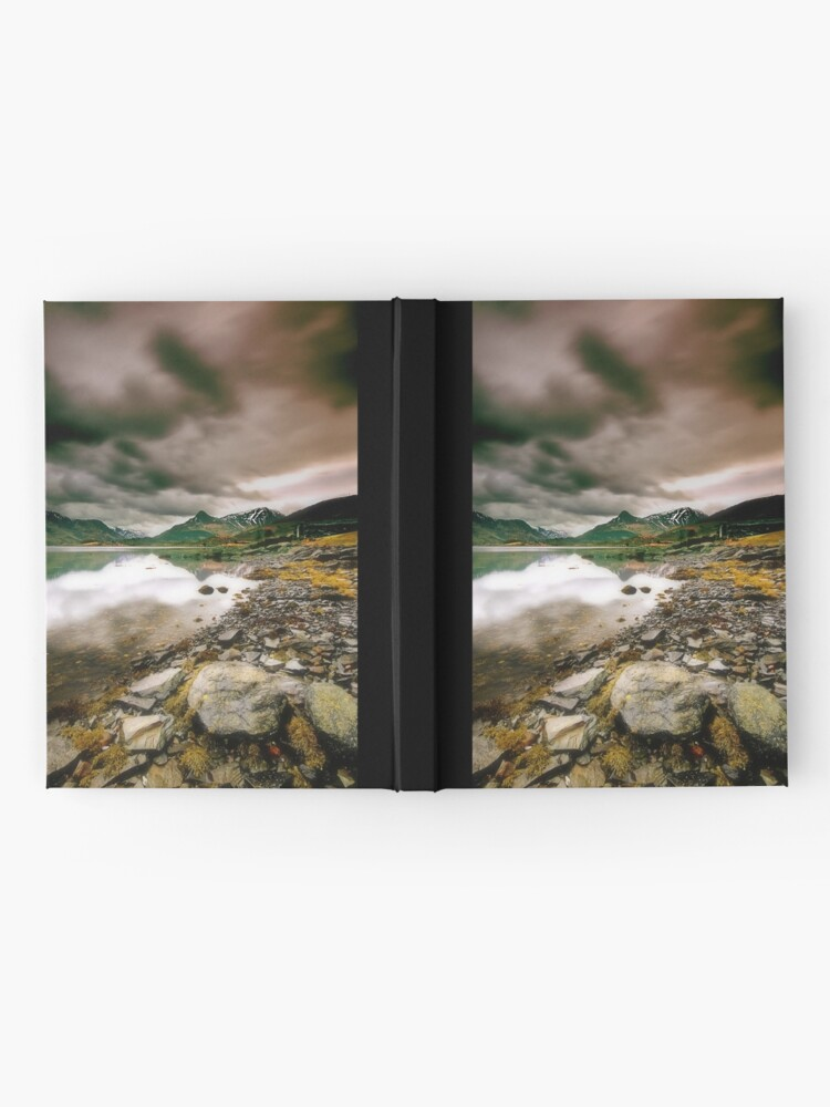 Alternate view of Changeable Hardcover Journal