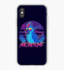 Macawsome iPhone Case